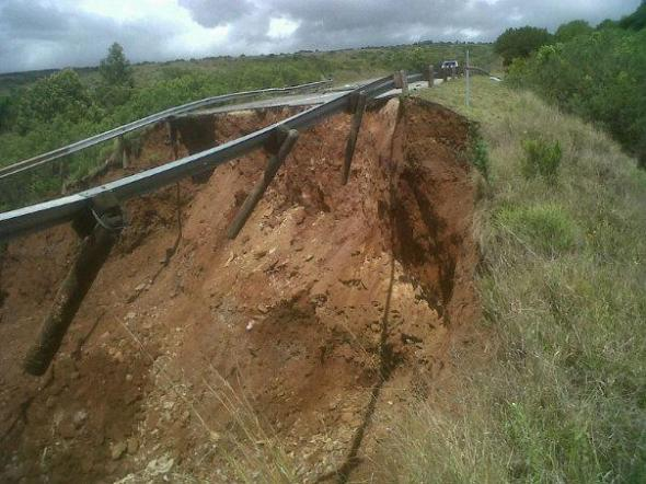 N2 between Grahamstown and Port Elizabeth