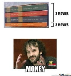 Hobbit Meme